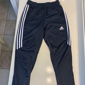 Youth medium adidas pants